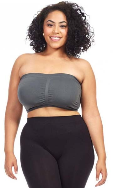 The Tube Top Company's Zen Curvy Girl Bra